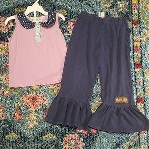 EUC Matilda Jane Flare Outfit